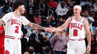 Bulls are 4-0! Top Plays From RED-HOT Start 🔥 (Lonzo, Lavine, Derozan, Caruso)