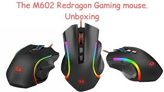 My M602 Redragon Gaming Mouse