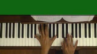 National Anthem of Pakistan Piano Tutorial SLOW