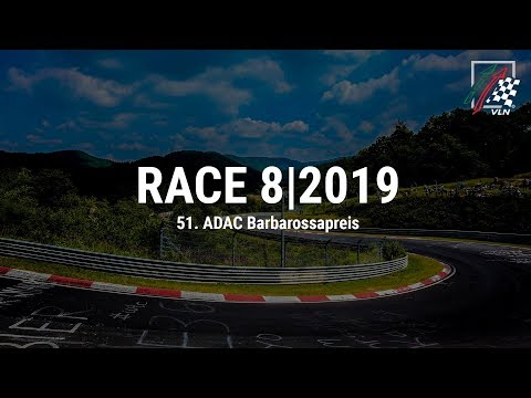 RE-LIVE: Eighth round VLN championship Nürburgring