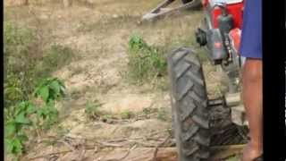 รถไถนา Accident farm machinery