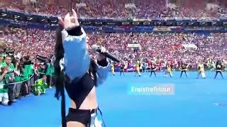 Era Istrefi - Live it up live Performance Fifa World Cup 2018 (Snippet)