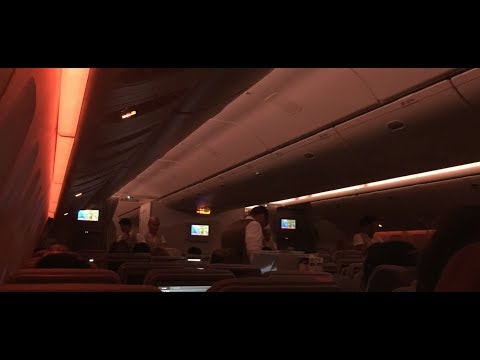 Emirates Flight Experience: EK389 Yangon to Dubai