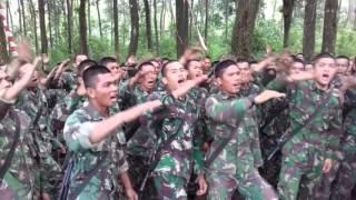 Download lagu Yel yel komando arjuna 12  divisi 2 kostrad
