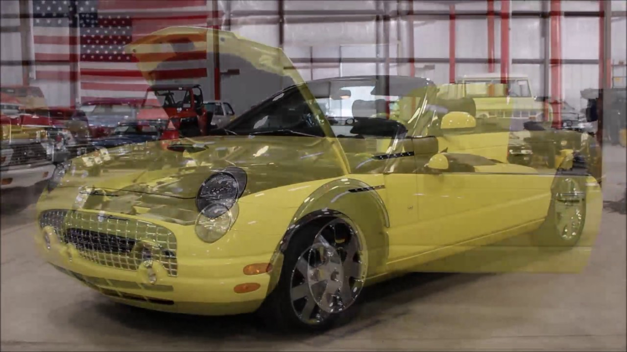 small resolution of 2002 ford thunderbird yellow
