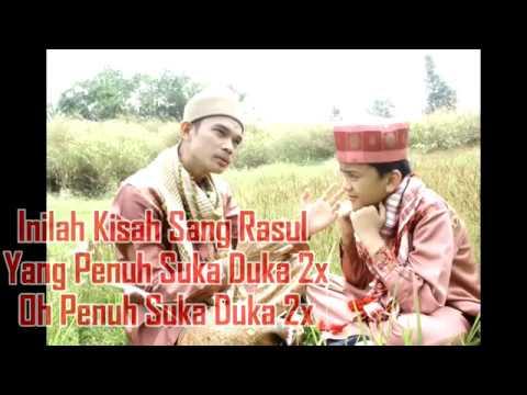 KISAH SANG RASUL - Dhani Musthafa feat Sultan Gemma(Official Lirik)
