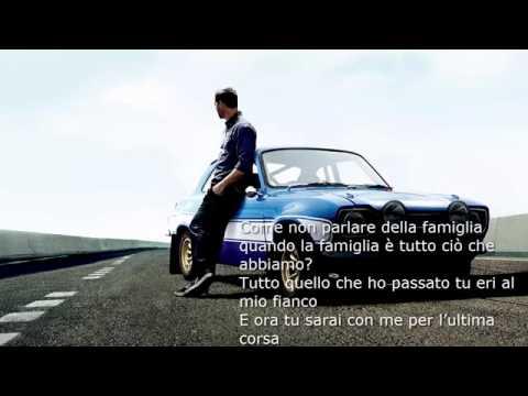 See You Again Traduzione In Italiano Wiz Khalifa
