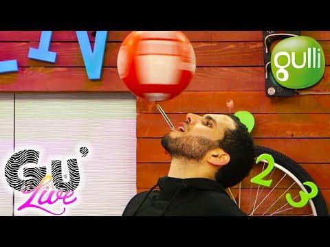 GU'LIVE : Joan reçoit Wass Freestyle, dès 13h30 sur Gulli ! Emission 13 Partie 4
