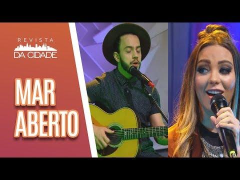 Música e bate-papo com Mar Aberto  - Revista da Cidade (05/07/18)