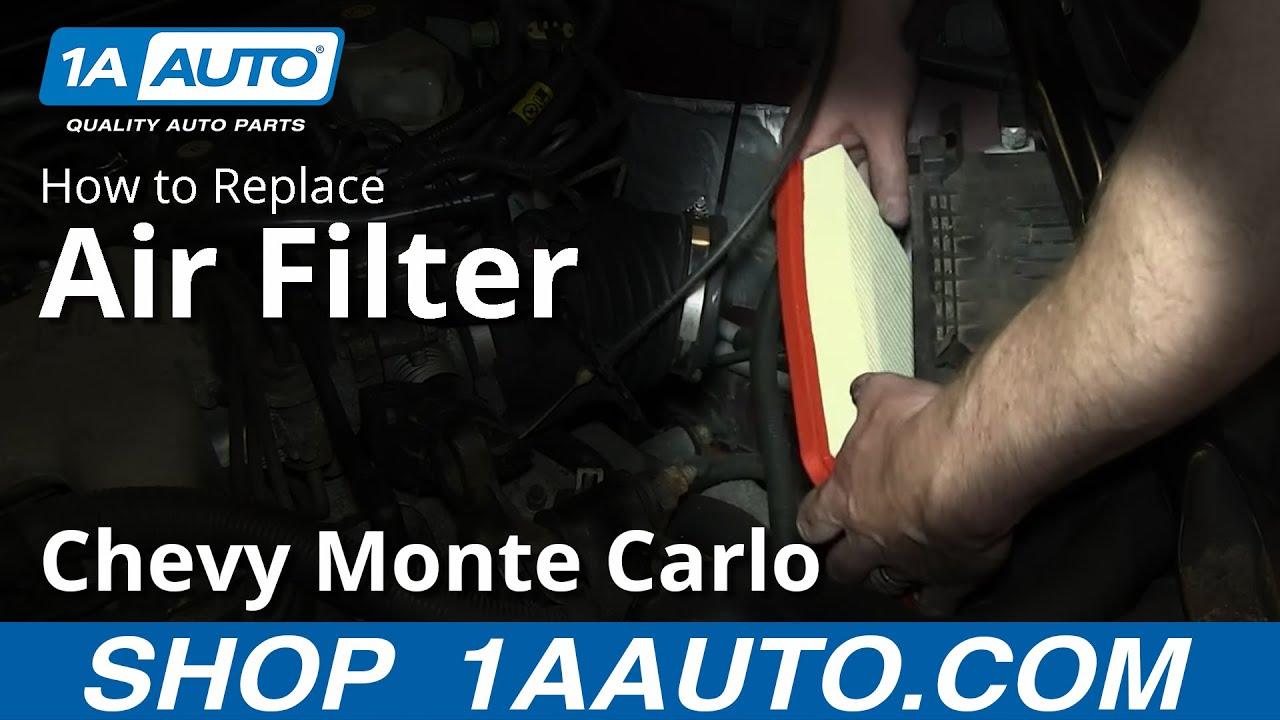 2005 Chevy Impala Fuel Filter Location 2003