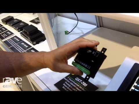 CEDIA 2014: Aurora Multimedia Talks About the QXT-700 Display