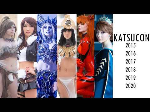 THIS IS KATSUCON BEST COSPLAY MUSIC VIDEO 2020 2019 2018 2017 2016 2015 ANIME COMIC CON COMPILATION