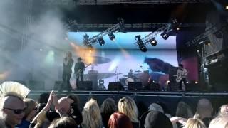 Michael Monroe - Horns And Halos (Live@Helsinki 15.06.2013)