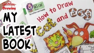 Writing & Illustrating a how to draw book for five year olds