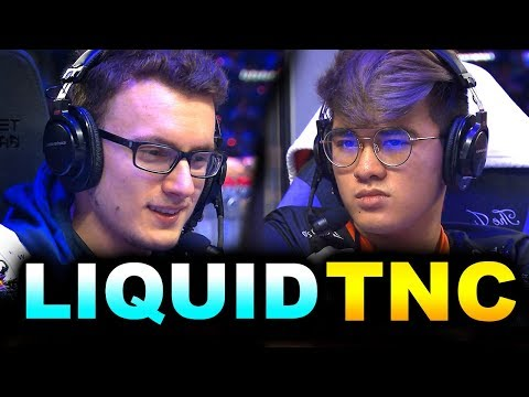 LIQUID vs TNC