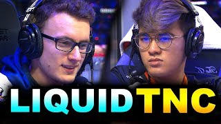 LIQUID vs TNC - FANTASTIC ELIMINATION! - TI9 THE INTERNATIONAL 2019 DOTA 2
