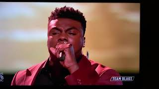 "Kirk Jay - "" I'm Already There"". The Voice 2018"
