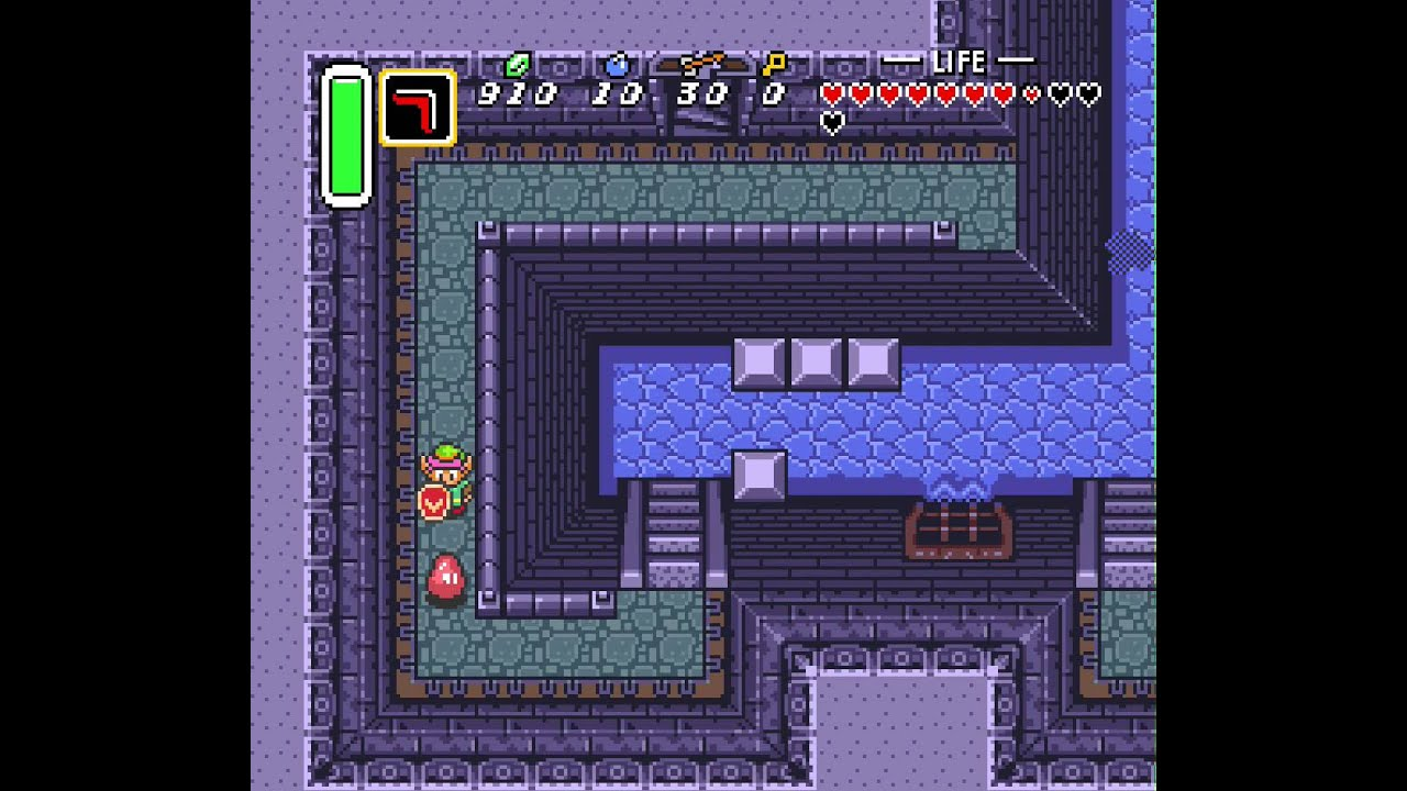 Image result for zelda a link to the past dungeon