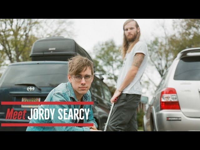 Meet Jordy Searcy