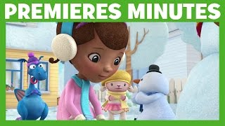 Disney Junior - Extrait de Docteur La Peluche -- Chocotte a froid