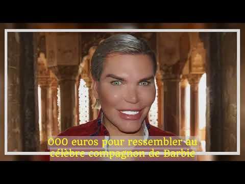Le «Ken humain en négociation avec l'Eurovision: il pourrait présenter le show musical en 2018! (pho