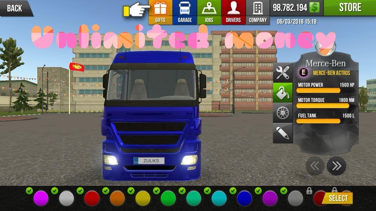 ⚡ Euro truck simulator download hack apk | Euro Truck Simulator APK