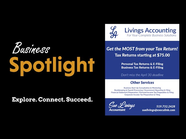 Livings Accounting - Business Spotlight