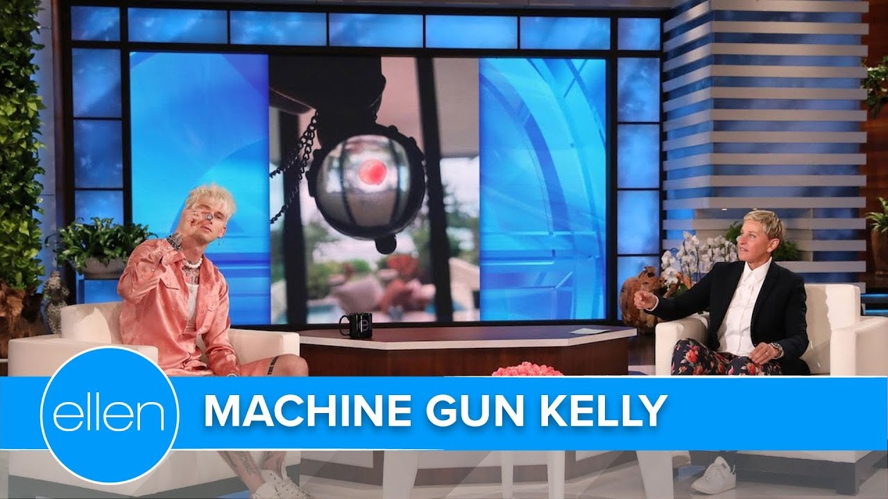 Bernie Sanders Helped Machine Gun Kelly Get a Passport