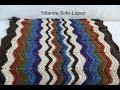 Crochet Ripple Afghan Lion Brand Pattern L32305