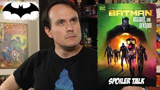 Batman: Assault On Arkham (2014) Movie Review | SPOILER TALK