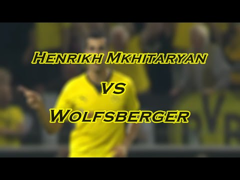 Henrikh Mkhitaryan Vs Wolfsberger HOME