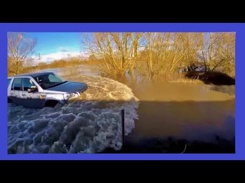 River Severn -  Extreme Tides Bores & Spring Tide Floods