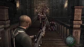 Resident Evil 4 PS4   Gameplay Walkthrough Part 7   Verdugo Boss Fight 1080P 60FPS