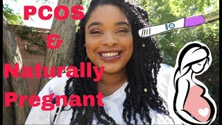 KETO: What I Ate To Get Pregnant NATURALLY With PCOS