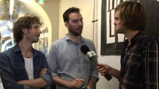 De Staat - Interview (live @ 10 jaar BNN That