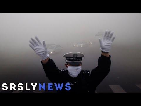 China zensiert das Land mit Smog