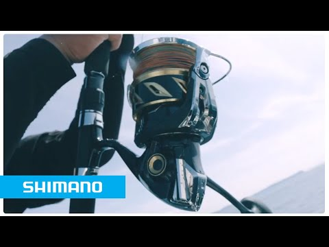 Stella SW-C 2020 Range - International Trailer | Shimano Fishing Europe