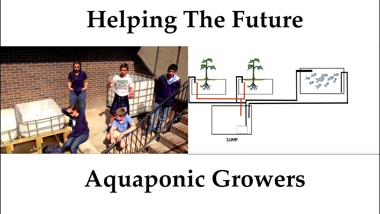 Charter school aquaponics blueprint ask the aquaponics god youtube charter school aquaponics blueprint ask the aquaponics god malvernweather Choice Image