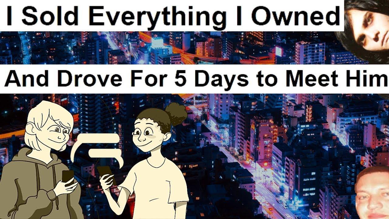 Anime boy and girl hugging png