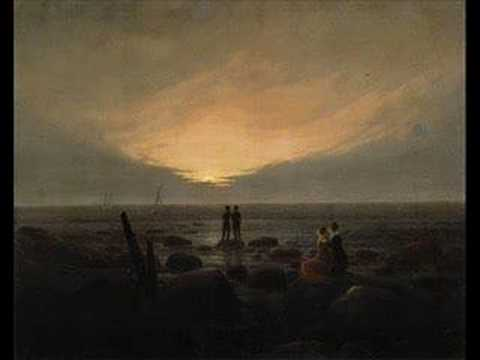 Hommage to Caspar David Friedrich