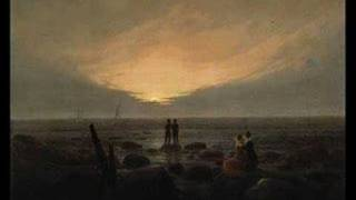 Hommage to Caspar David Friedrich