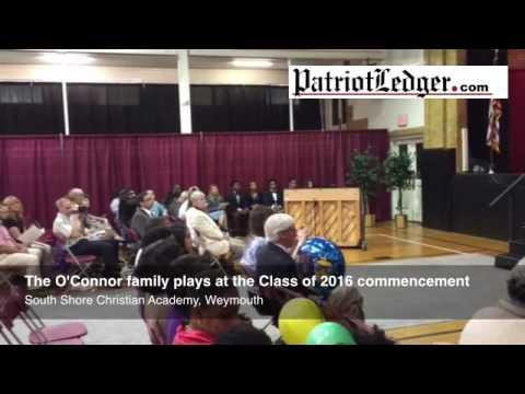 South Shore Christian Academy graduation part 2 #tplgrad16