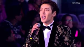"151231 Ji Chang Wook - ""Starry Mood"" 《星晴》 - New Year"
