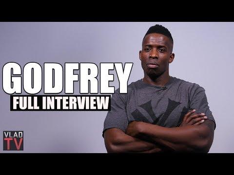 Godfrey on Black Women, R Kelly, Terry Crews, DL Hughley, Jay Z (Full Interview)
