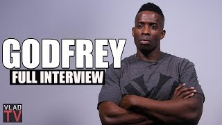 Godfrey on Black Women, R Kelly, Terry Crews, DL Hughley, Jay Z (Full Interview)