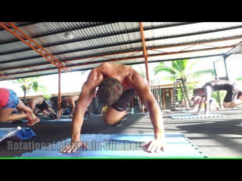 Bodyweight HIIT Workout (Tiger Muay Thai)