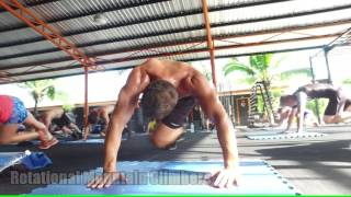 Bodyweight HIIT Workout (Tiger Muay Thai)