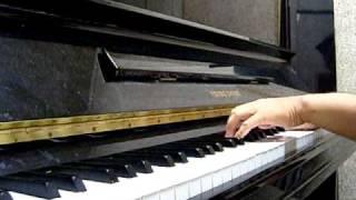 Takeuchi Mariya(山下まりや) - Camouflage(カムフラ-ジュ)Piano solo by Parkthoven