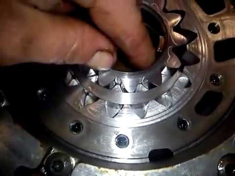 Как снять масляный насос с двигателя 1G FE BEAMS