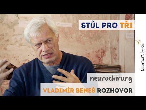 Vladimír Beneš rozhovor - Rád dávám pacientům šanci uzdravit se po dobrém | Neurazitelny.cz